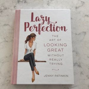 Lazy Perfection. Book